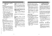Alinco DJ-560 VHF UHF FM Radio Instruction Manual page 10