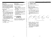 Alinco DJ-560 VHF UHF FM Radio Instruction Manual page 8