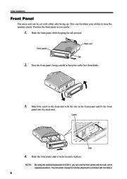Alinco DR-620 VHF UHF FM Radio Owners Manual page 10
