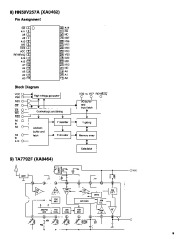 Alinco DJ-X10 FM Radio Instruction Manual Owners Manual page 9