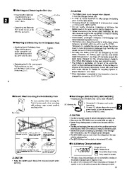 Alinco DJ-196 DJ-496 VHF UHF FM Radio Owners Manual page 5